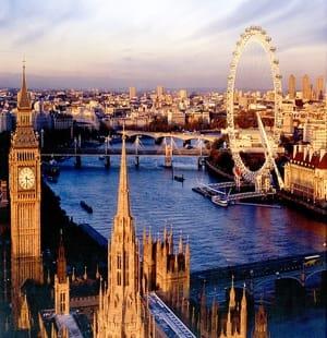 Великобритания и самые интересные достопримечательности.