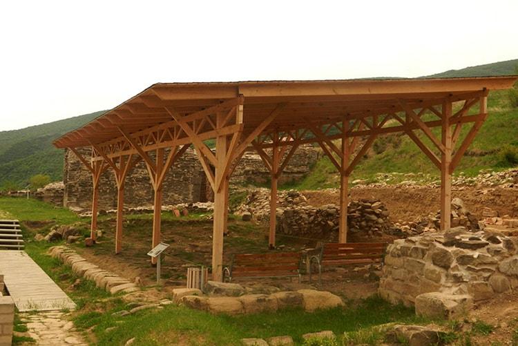 Государственный археологический музей-заповедник великой Мцхеты.