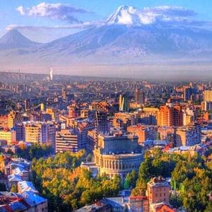 Ереван - его достопримечательности.