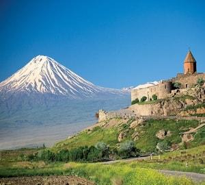 Армения и ее главные достопримечательности.