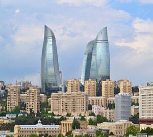 Главные достопримечательности Азербайджана.