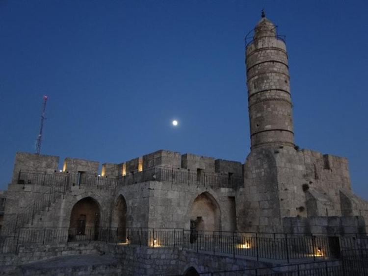 достопримечательности иерусалима фото с названиями