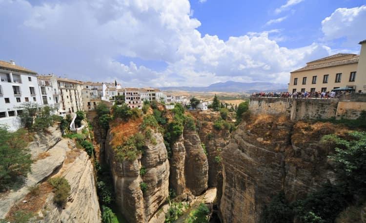 Ронда – один из самых древних испанских городов.