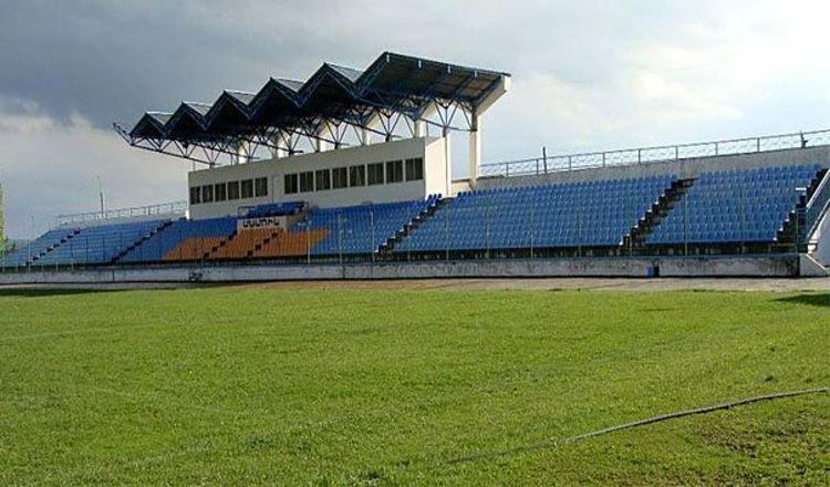 Городской стадион – это гордость и достопримечательность не только Гюмри, но и всей Армении.