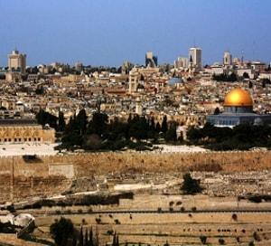 Иерусалим достопримечательности старинного города.
