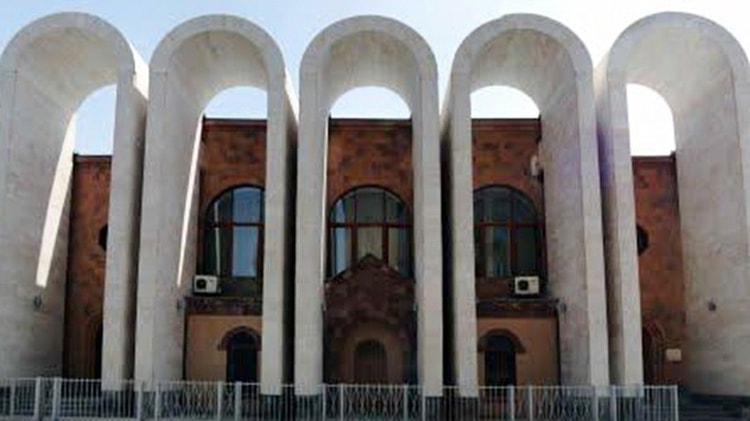 Дом–музей Арама Хачатуряна в Ереване.