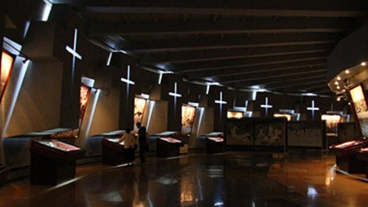Музей Геноцида – это воспоминания о событиях геноцида в Армении во времена Первой мировой войны.