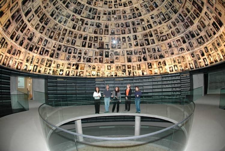 Музей Холокоста в Израиле.
