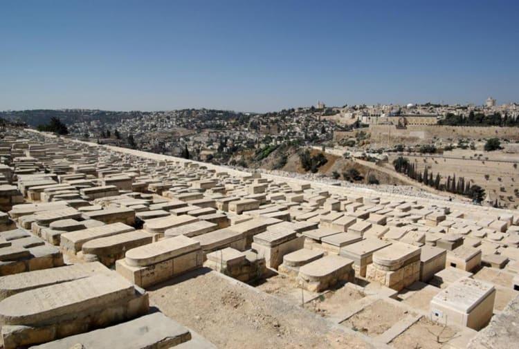 Национальное кладбище Израиля, где похоронены военные и выдающиеся деятели страны.