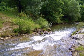 Река Алгети.