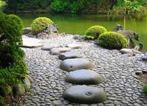 Так выглядит сад камней
