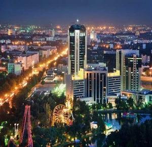 Ташкент и его достопримечательности.