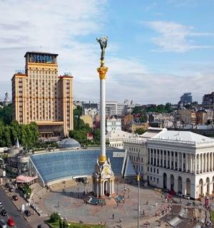 Украина и её достопримечательности.