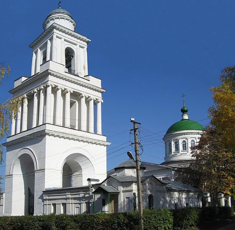 Церковь Оковецкой иконы Божией Матери является одним из самых древних храмов и достопримечательностей города Ржева.