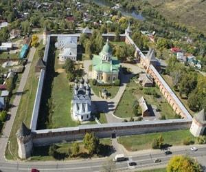 Зарайск – небольшой городок, с уникальными достопримечательностями.