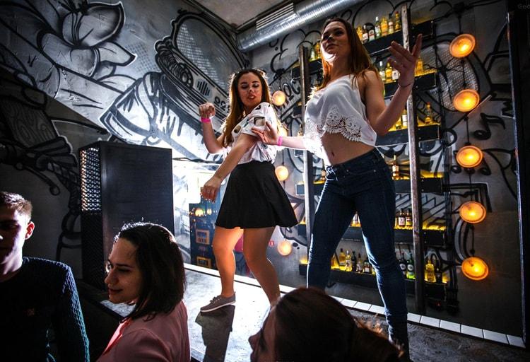 Ночной клуб ростов юность клубы бдсм москва