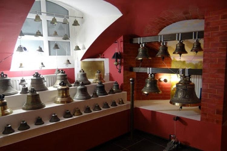 Касимовский музей колоколов - уникальная достопримечательность города Касимов.
