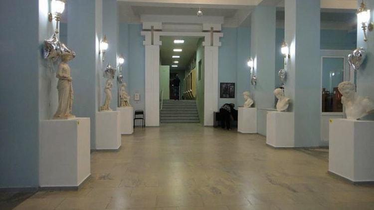 Краеведческий музей Липецка, то место куда можно сходить и интересно провести время.