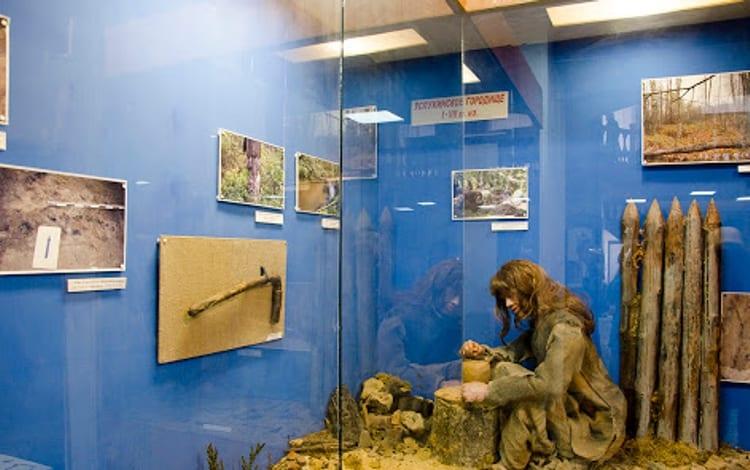 В Краеведческом музеи есть на что посмотреть в Волоколамске за один день пребывания.