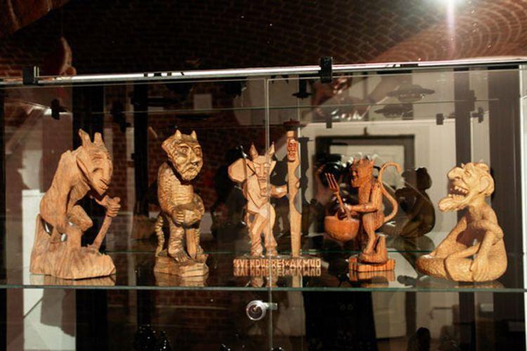 Музей чертей – уникальный музей в Каунасе и достопримечательность, второго такого в мире нет!