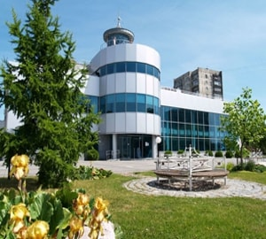 Музей мирового океана - достопримечательность в Калининграде.