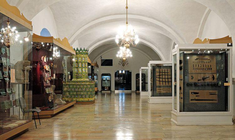 Национальный музей Литвы в Вильнюсе - уникальная достопримечательность города.