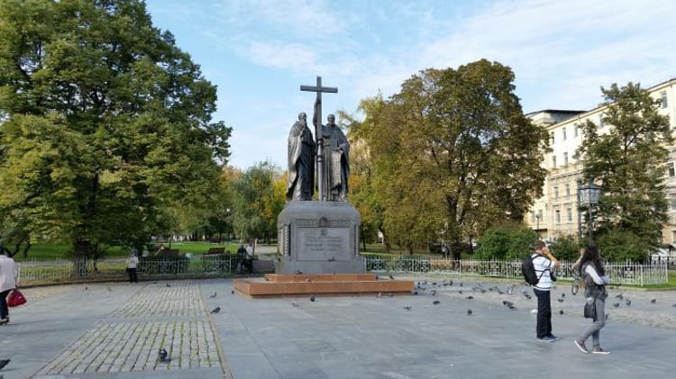 Одним из самых величественных и красивых памятников региона является Памятник Кириллу и Мефодию в Московской области.