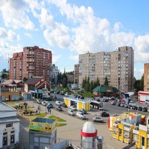 Павловский Посад и достопримечательности этого города.