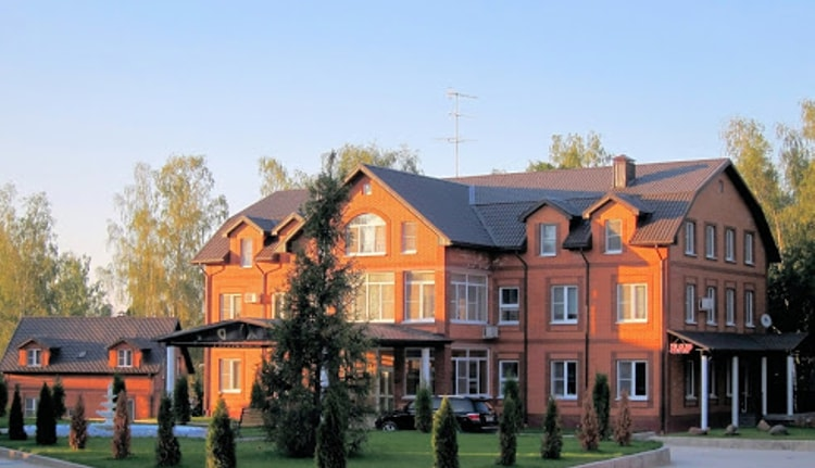 Санаторий Касимовские зори - в городе Касимов, относится к достопримечательностям, где есть на что посмотреть туристам.