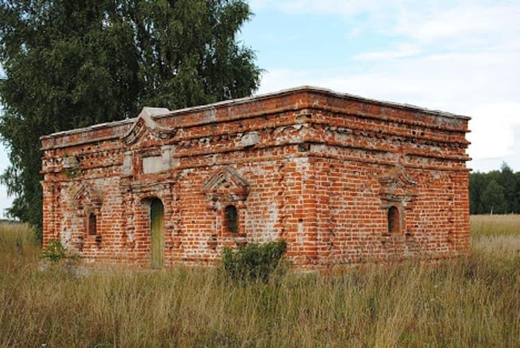Текие султана Афган-Мухаммеда - эта каменная усыпальница считается главным архитектурным памятником Касимова.
