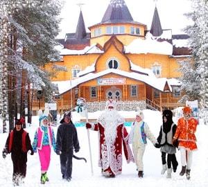 Великий Устюг и достопримечательности – это, возможно, единственный российский город, известный больше детям, чем взрослым.