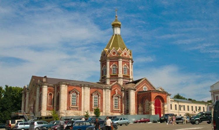 В Касимове есть много достопримечательностей, например - Вознесенский кафедральный собор.