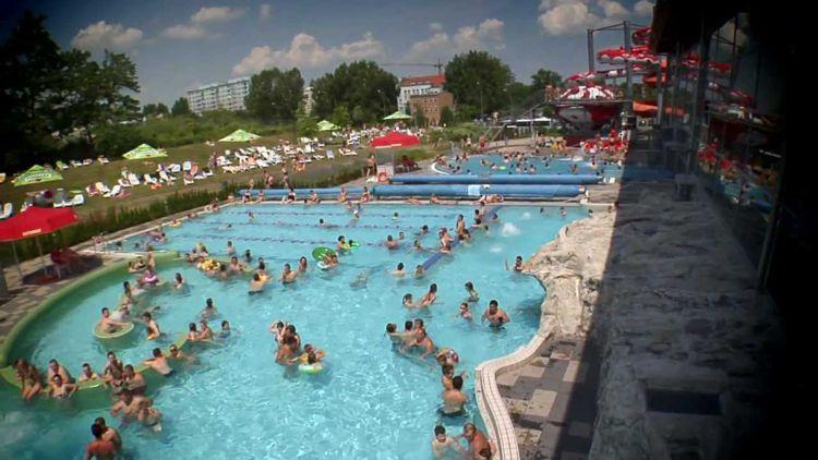 Wroclawski Park Wodny - один из лучших аквапарков Европы в Вроцлаве.