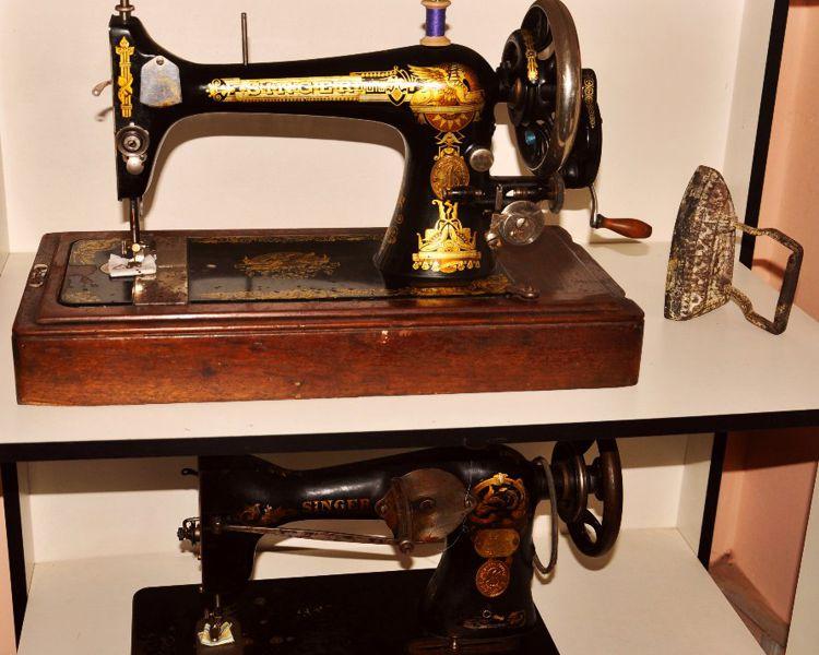 Завод швейных машинок Зингера - уникальная достопримечательность в Подольске.