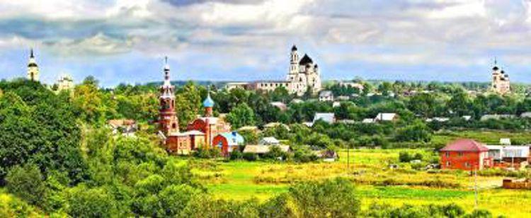 Боровск – исторический город России, который мало изведан туристами и его достопримечательности.