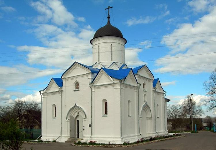 Церковь Успения Пресвятой Богородицы, культовая достопримечательность Клина.