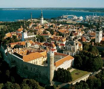 Эстония и ее главные достопримечательности с описанием и фото