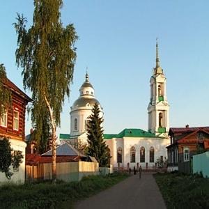 Елабуга - лучшие достопримечательности этого города.