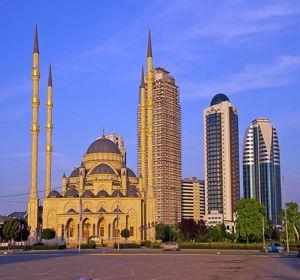 Лучшик достопримечательности Грозного, здесь собраны красивые места города.