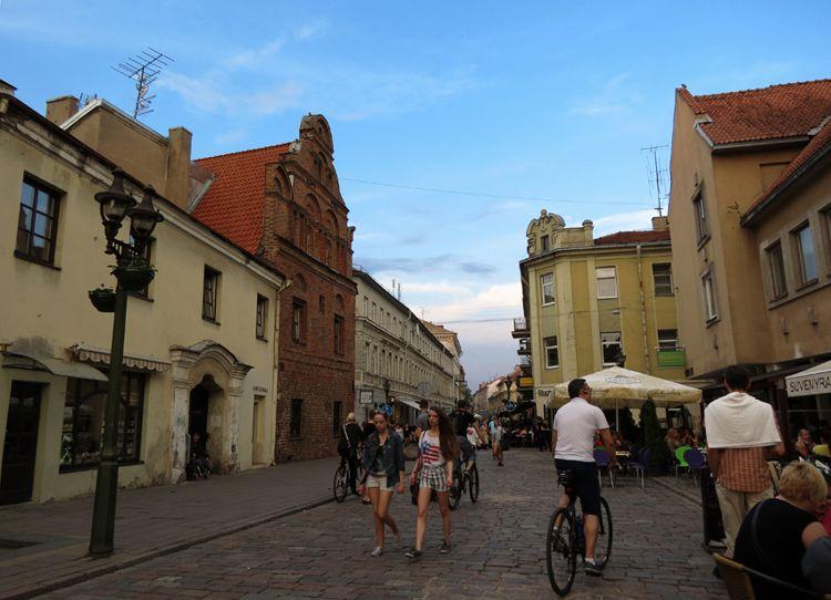 Каунас – старинный город, бывшая столица Литвы, истории достопримечательностей которого повторяют драматическую историю его самого.
