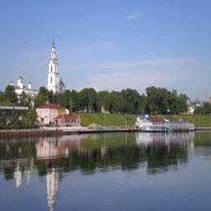 Кинешма и достопримечательности – российский старинный провинциальный городок.