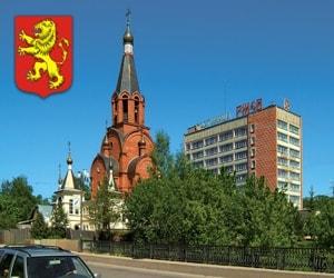 Город Ржев и самые основные достопримечательности.