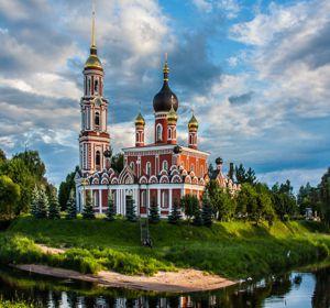 Старая Русса и достопримечательности – город, занимающий третье место по величине в Новгородской области.