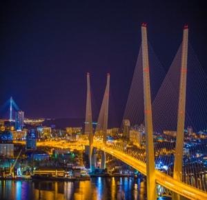 Владивосток и его самые главные и интересные достопримечательности.