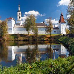 Мало известный город Боровск и его достопримечательности.