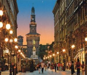 Милан достопримечательности этого города.