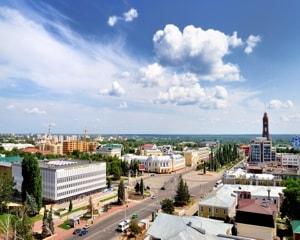 Неповторимый город Тамбов и его достопримечательности.