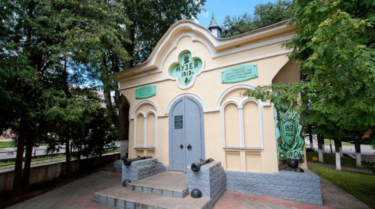 Можете посетить музей-диораму Сражение при Малоярославце в городе Малоярославец.