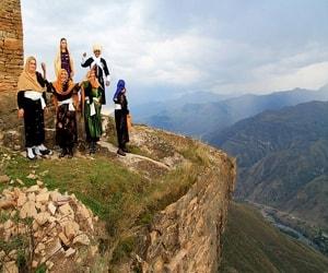 Самые главные достопримечательности Дагестана.