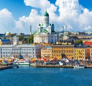 Главные достопримечательности Хельсинки с фото и описанием.
